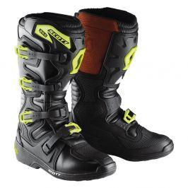 SCOTT 350 Boot 41 - fekete-zöld