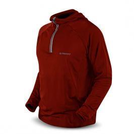 Trimm FABRI fleece M - piros
