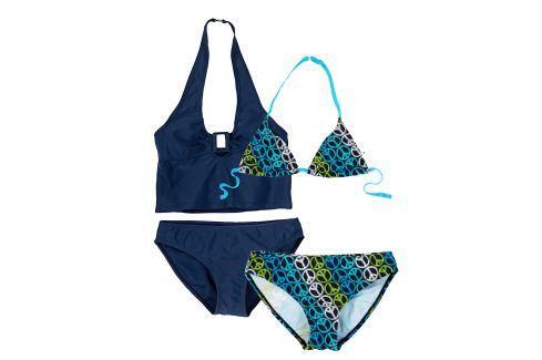 Bikini+tankini (4-részes szett) bonprix Fürdőruhák