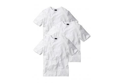 Dupla hatású póló (3 db-os csomag) bonprix Pólók