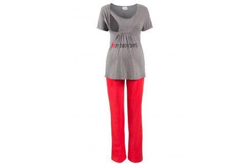 Kismama pizsama (2-részes) bonprix Hálóruhák