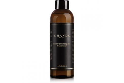 Chando Fragrance Oil Summer Pineapple utántöltő 200 ml utántöltő