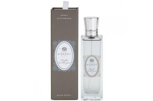 Parfums D'Orsay Feuilles de Thé Épice spray lakásba 100 ml spray lakásba