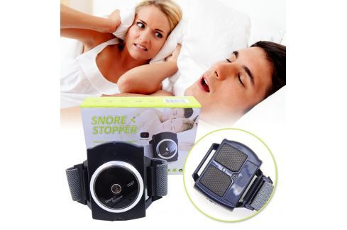 Horkolásgátló óra  snore stopper Egyéb egészség, szépség