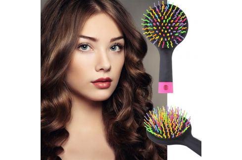 Rainbow mágikus hajkefe Szépségápolási készülékek, kiegészítők
