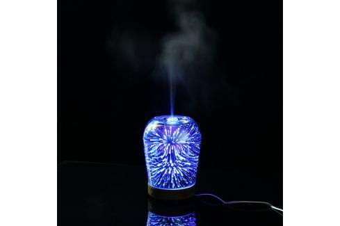 3D LED aromaterápiás párásító Egyéb egészség, szépség