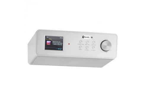 Auna KR-200, ezüst, konyhai rádió, beépíthető, WiFi, DAB+ Konyhai rádiók
