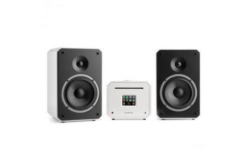 NUMAN Unison Octavox 702 MKII Edition – vevő   erősítő   hangfalak, fehér CD, MP3 és USB HiFi rendszerek