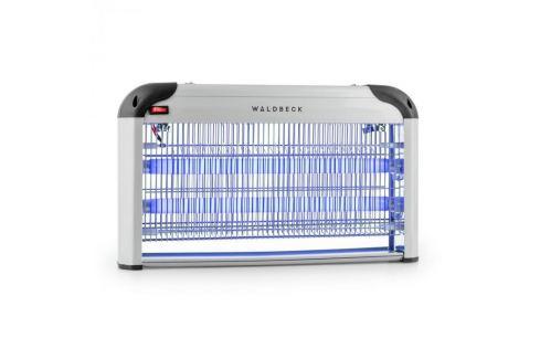 Waldbeck Mosquito Ex 5000, rovarirtó, 38 W, UV-fény, 150 m²-es hatókör, ezüst Rovarcsapdák